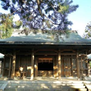 大井鹿嶋神社 / 東京都品川区