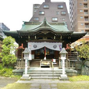 千束稲荷神社 / 東京都台東区