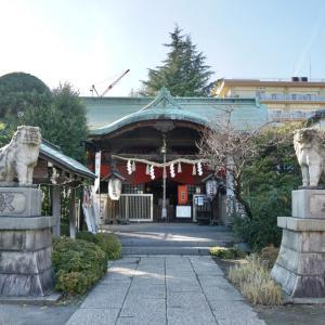 玉姫稲荷神社 / 東京都台東区