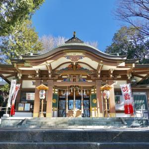北澤八幡神社(北澤八幡宮) / 東京都世田谷区