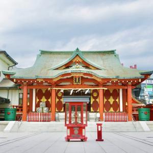 穴守稲荷神社 / 東京都大田区