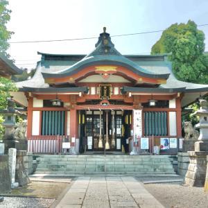 鮫洲八幡神社 / 東京都品川区