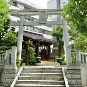 太田姫稲荷神社 / 東京都千代田区