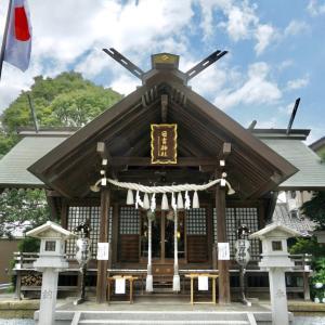 日吉神社 / 神奈川県横浜市