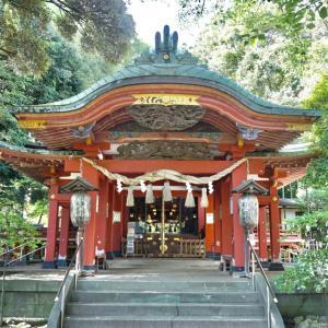 雪ヶ谷八幡神社 / 東京都大田区