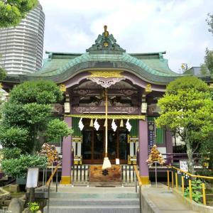 高木神社 / 東京都墨田区