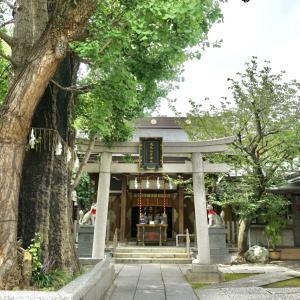 飛木稲荷神社 / 東京都墨田区