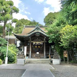 住吉神社 / 神奈川県川崎市