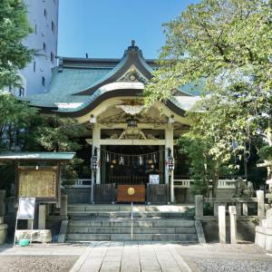 猿江神社 / 東京都江東区