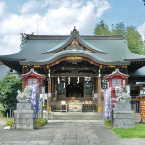 鷺宮八幡神社 / 東京都中野区