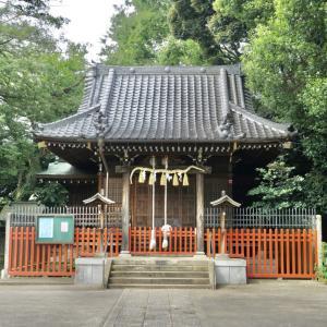 中町天祖神社 / 東京都世田谷区