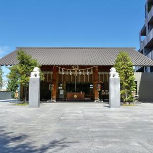 赤城神社 / 東京都新宿区