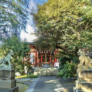 青山熊野神社 / 東京都渋谷区