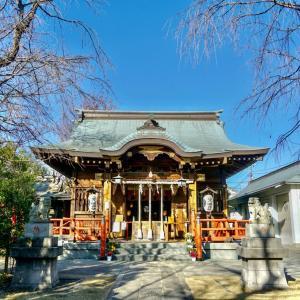 三谷八幡神社 / 東京都品川区