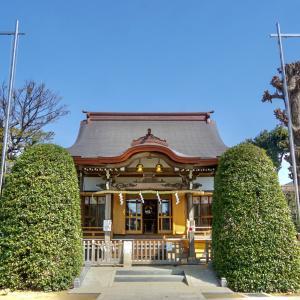 徳丸北野神社 / 東京都板橋区