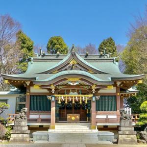 赤塚氷川神社 / 東京都板橋区