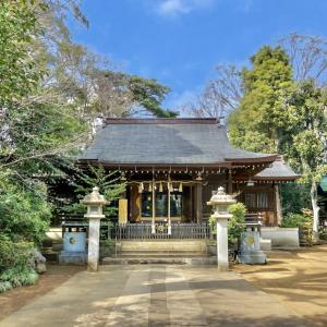 城山熊野神社 / 東京都板橋区
