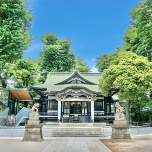 亀有香取神社 / 東京都葛飾区