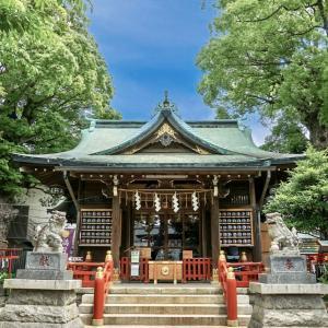 五方山熊野神社(立石熊野神社) / 東京都葛飾区