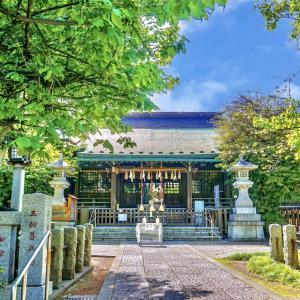 新宿下落合氷川神社 / 東京都新宿区