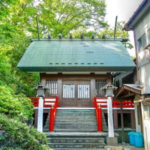 東山稲荷神社(東山藤稲荷神社) / 東京都新宿区
