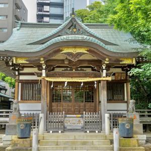 綾瀬稲荷神社 / 東京都足立区