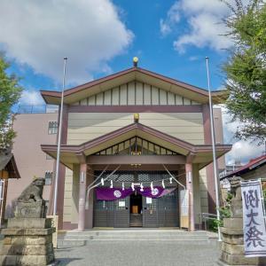 日野八坂神社 / 東京都日野市