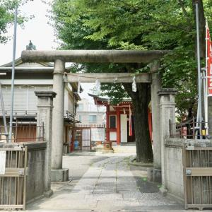 白幡八幡神社 / 東京都足立区