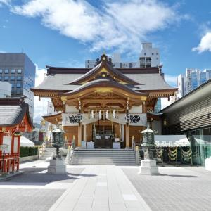 水天宮 / 東京都中央区