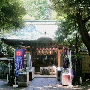 戸越八幡神社 / 東京都品川区