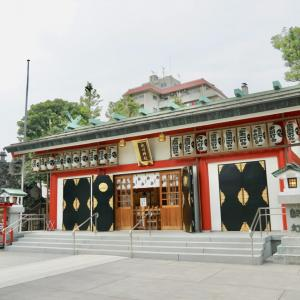 池袋氷川神社 / 東京都豊島区