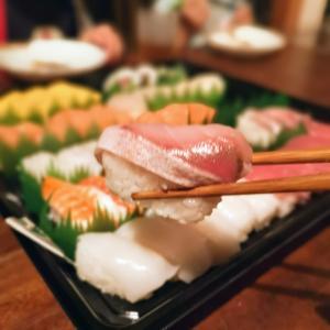 コストコ寿司48貫7人家族で食べた結果。【コストコ】