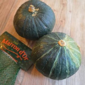 【コストコ】マロンドールかぼちゃはしっとり?ホクホク?食べごろの見分け方と追熟方法。