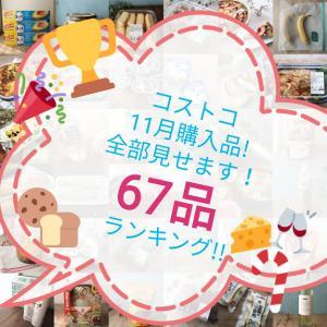 【コストコ】全部見せます!11月コストコ購入品全商品ランキング!