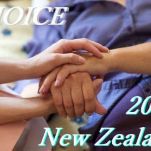 英語学習 尊厳死に関する住民投票。ニュージーランドの議論