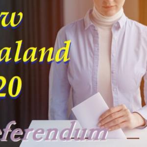 英語学習 大麻の合法化に関する住民投票。ニュージーランドの議論