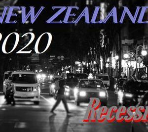 英語学習 ニュージーランドのGDP経済報告が発表。記録的「12.2%」に下落。