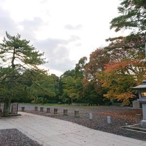 曙町(今日の気比神宮境内)
