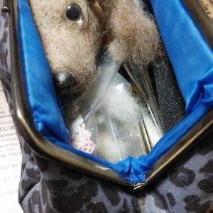 犬好きさんのための羊毛フェルト教室