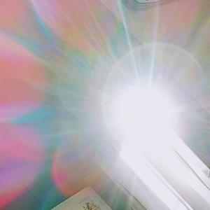太陽からのホログラム情報