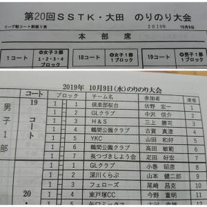 第20回大田のりのり大会