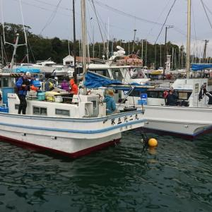 第9回横浜清掃カワハギ釣り大会