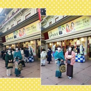 京都南座 三月花形歌舞伎