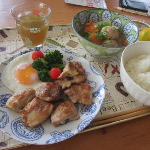 1ヶ月ぶりの更新(^_^;)☆インスタグラム☆息子の昼ご飯