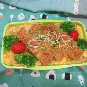 子供達のお弁当と夕ご飯