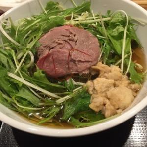 芦屋(西宮夙川)ラーメン【松坂牛麺】