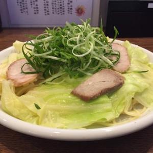 三宮 磯上 「広島風冷やしつけ麺」