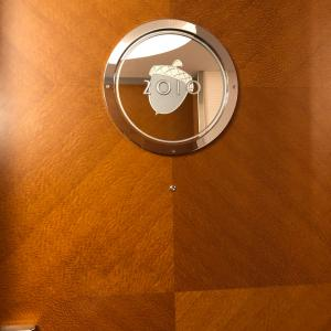ハロウィンはチップとデールのお部屋です