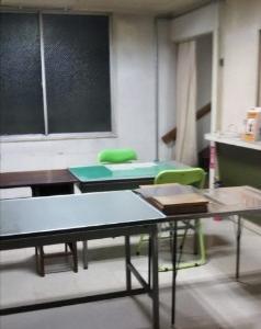 教室をDIY