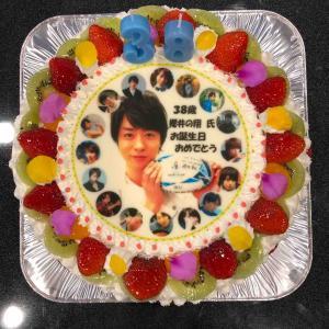 櫻井翔くん38歳お誕生日会